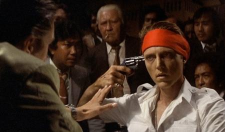 Christopher Walken in The Deer Hunter (1978).