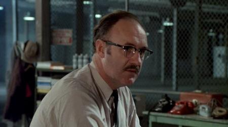 Gene Hackman in The Conversation (1974).