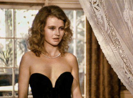 Hannah Schygulla in Rainer Maria Fassbinder's The Marriage of Maria Braun (1979).