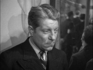 Jean Gabin in Le bete humaine (1938).