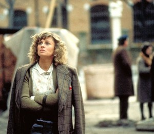 Julie Christie in Nicholas Roeg's Don't Look Now (1973).