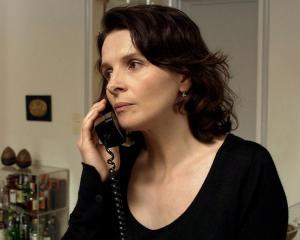 Juliet Binoche in Michael Haneke's Cache (2005).