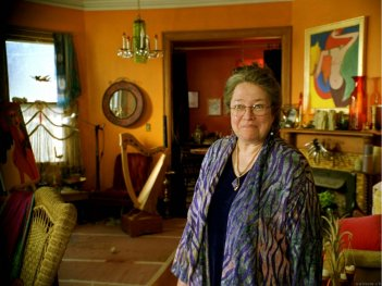 Kathy Bates in Alexander Payne's About Schmidt (2002).