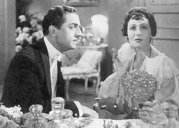 Luise Rainer and William Powell in The Great Ziegfeld (1936, for which Rainer won an Oscar.