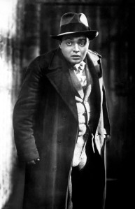 Peter Lorre in Fritz Lang's M (1931).