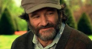 Robin Williams in Good Will Hunting (2002).