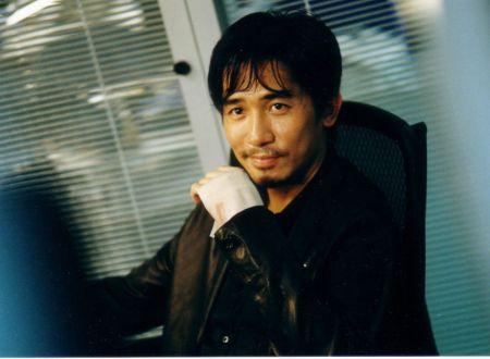 Tony Leung Chiu-Wai in Infernal Affairs (2002).