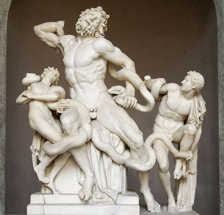 Laocoon and his Sons.