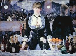 A Bar at the Folies-Bergere.