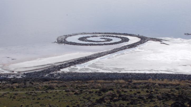 Spiral-jetty