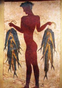 akrotiri fisherman