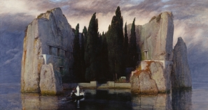 Arnold_Böcklin_-_Isle of the dead new york