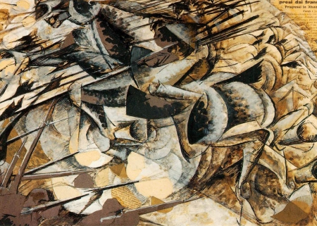 Boccioni_-_Charge_of_the_Lancers