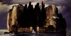 bocklin isle of the dead again