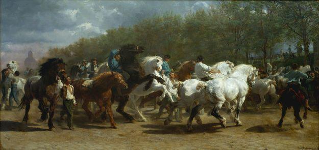 Bonheur_horse_fair_1835_55