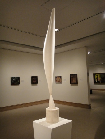 brancusi bird in space met