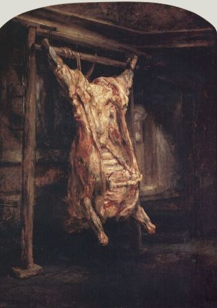 carcass-of-beef-rembrandt-1657