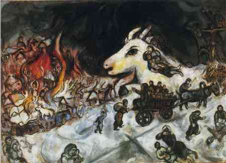 chagall war