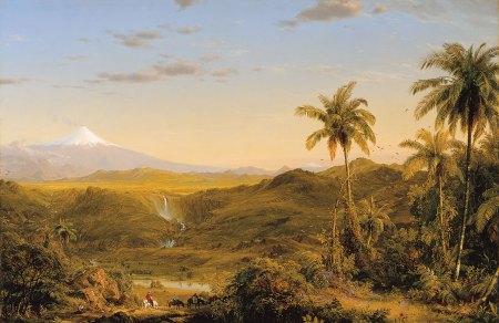 church - cotopaxi 1855