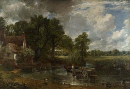 Constable's The Hay Wain.
