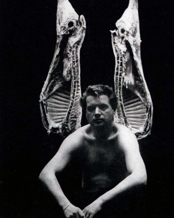 Deakin Francis Bacon Vogue, 1962