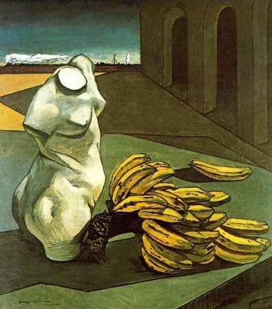 dechirico the-uncertainty-of-the-poet