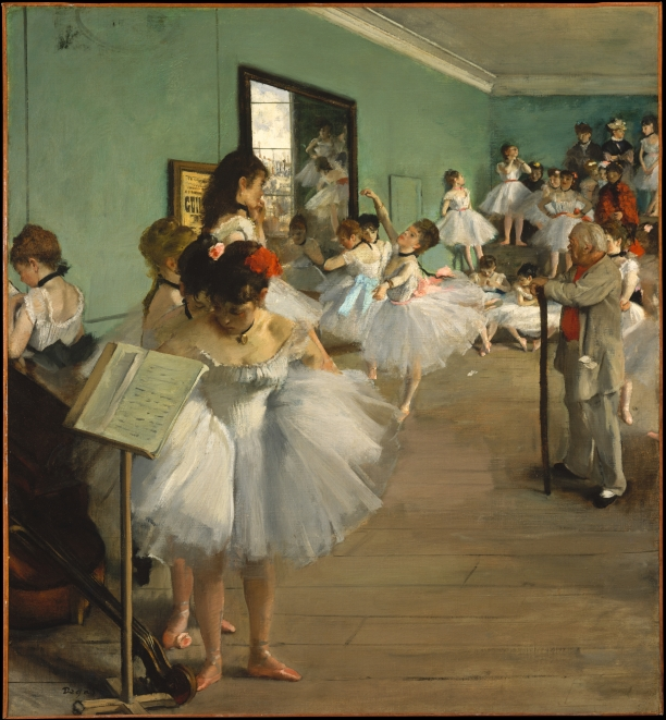 Degas_The_Dance_Class