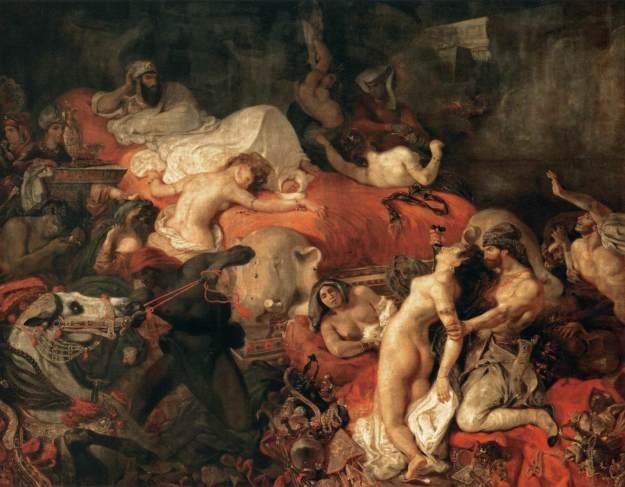 Delacroix_-_The_Death_of_Sardanapalus