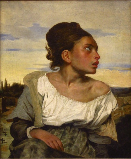 Delacroix_-orphan girl