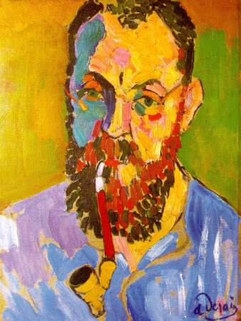 derain portrait of matisse