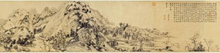 dwelling in the fuchun mountains 2