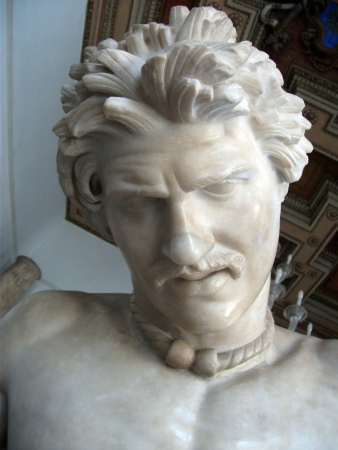 dying gaul detail