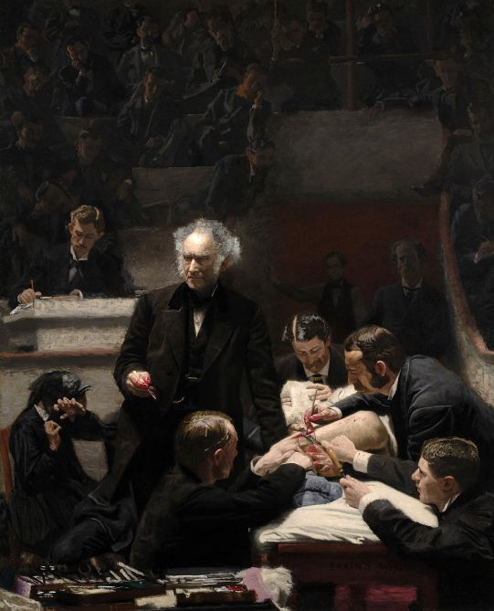 Eakins The Gross Clinic