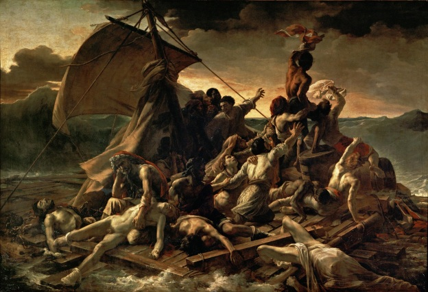 GÉRICAULT_raft of the medusa