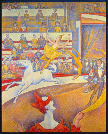 Georges_Seurat_the circus