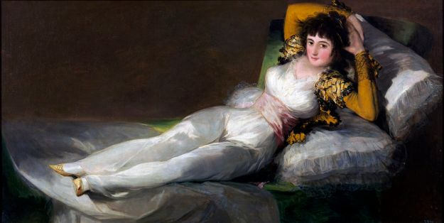 goya the clothed maja