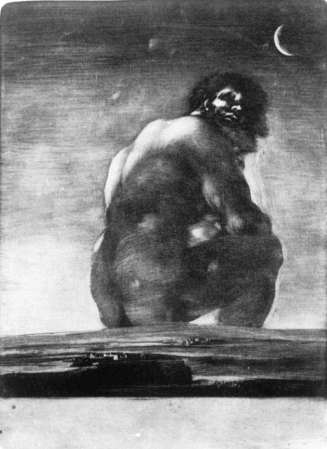 goya the-colossus-sketch