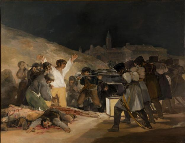 goya third of may