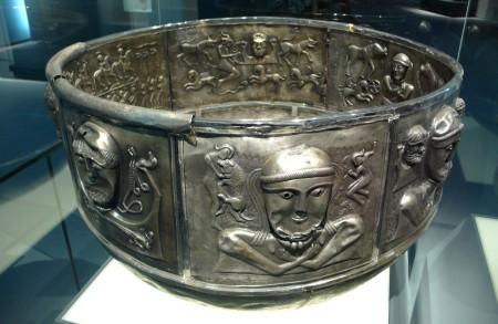 The Gundestrup Cauldron.