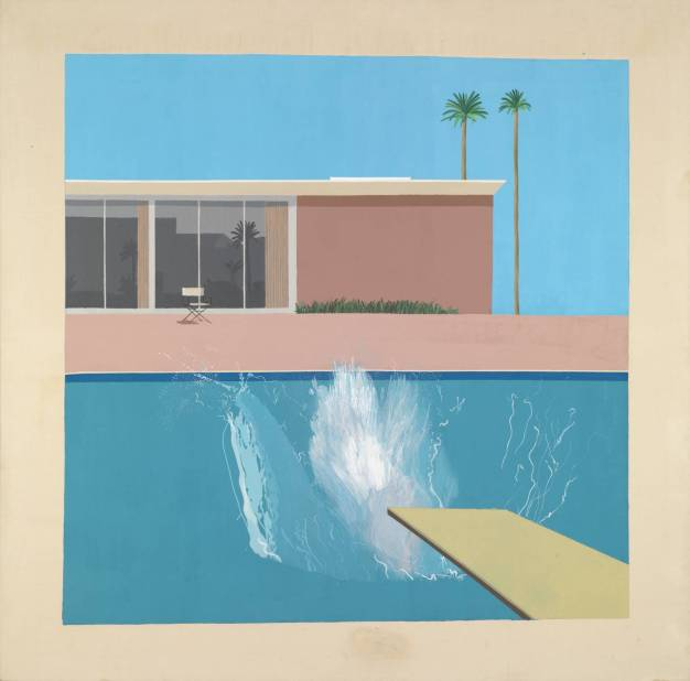 hockney bigger splash