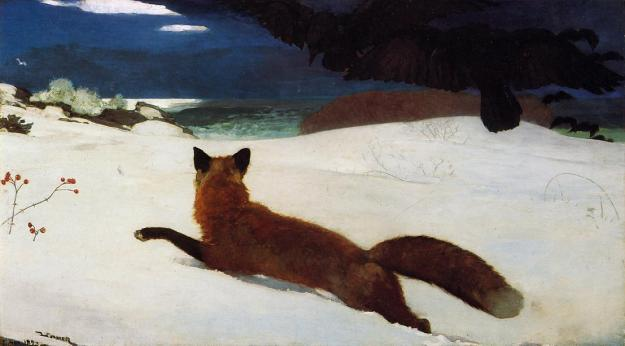 homer fox hunt