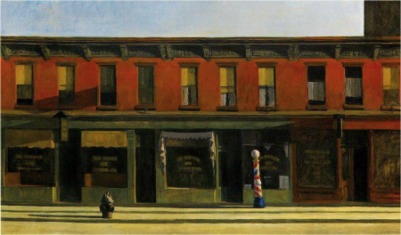 hopper early sunday