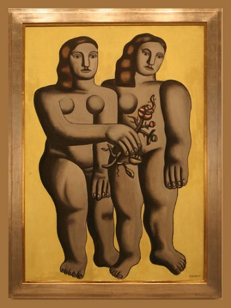 leger two sisters