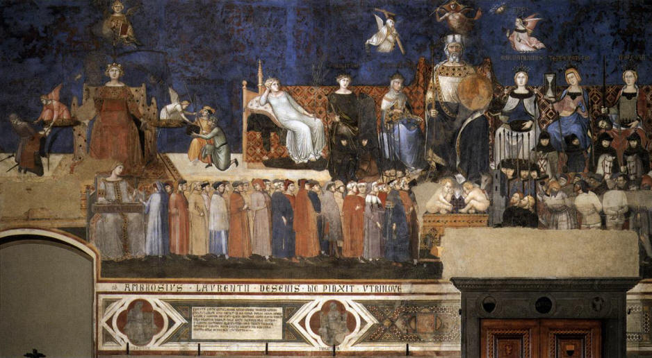 lorenzetti allegory of good gov