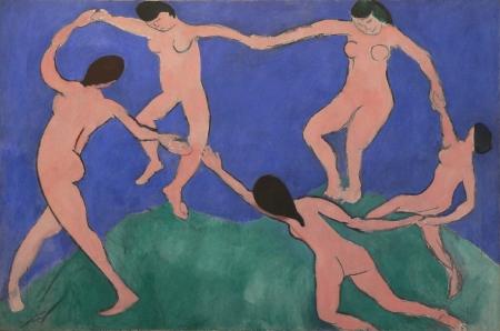Matisse Dance 1909