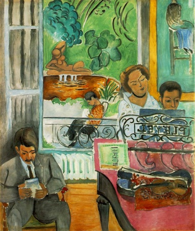 matisse-music-lesson