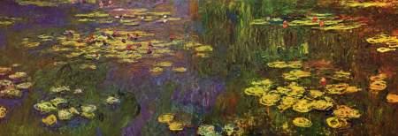 monet water lilies 2