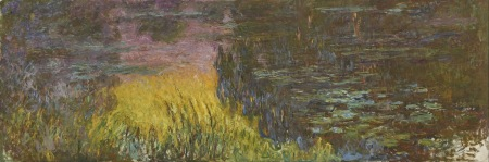 Monet_-_The_Water_Lilies_-_Setting_Sun