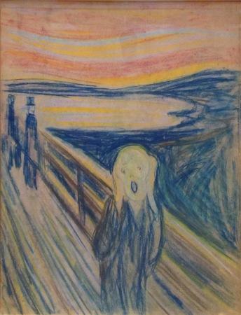 munch the scream 3