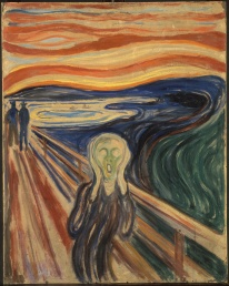 Munch_-_The_Scream_-1910 tempera